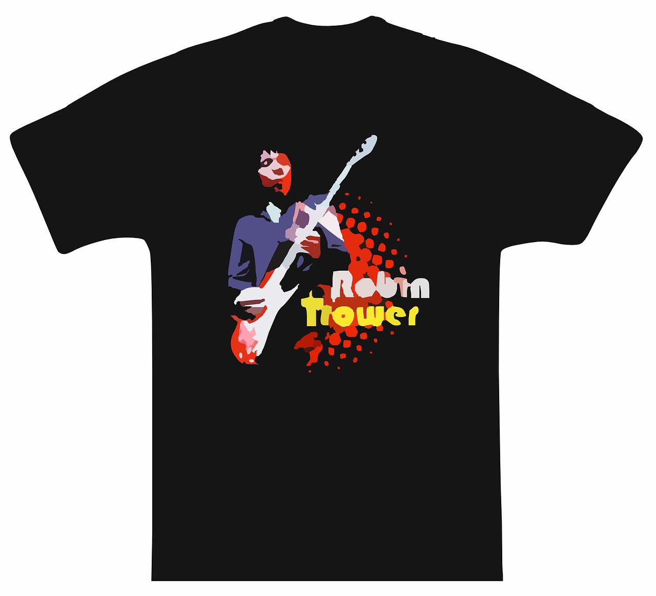 koszulki muzyczne