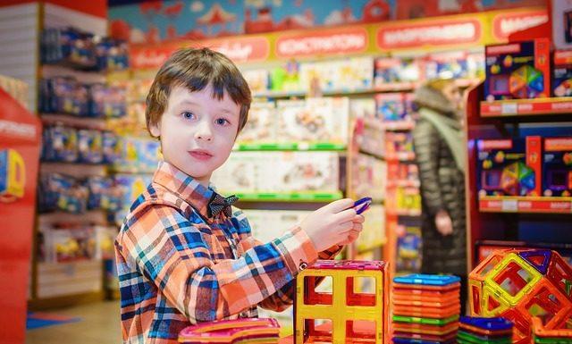 sklep z zabawkami dla dzieci