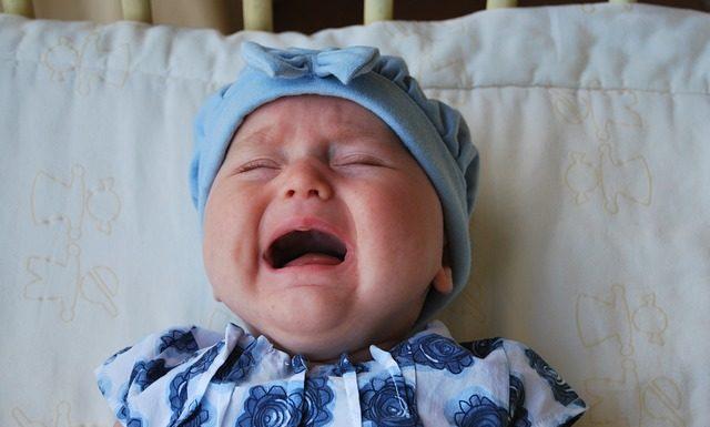 Płacz noworodka