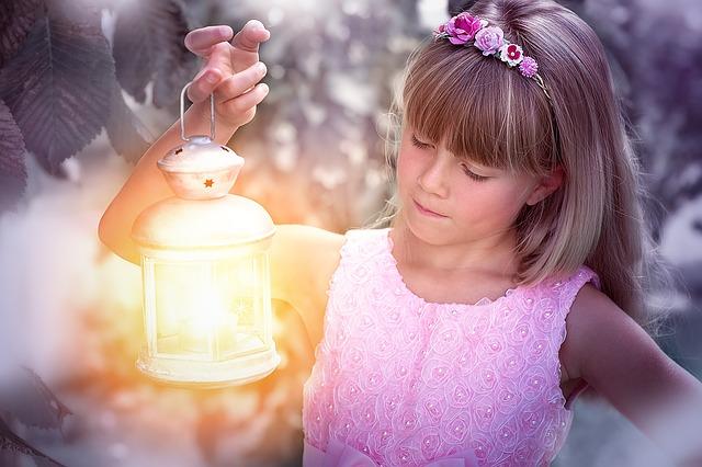 Lampa dziecięca