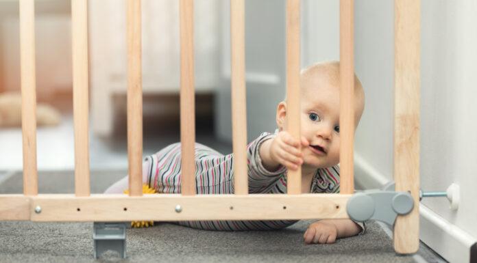 bramka chronna dla dzieci, czy jest potrzebna?