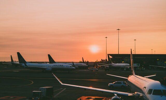 Ciąża a lot samolotem