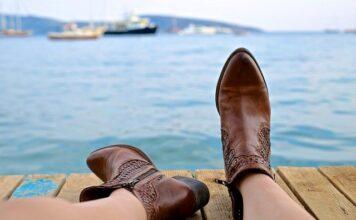 Skórzane buty są modne, ponadczasowe i wygodne